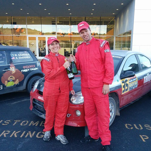 rallynotes   A site about building and racing a rally car in