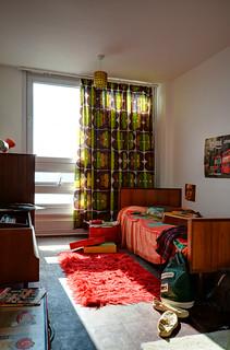 Balfron Tower / bedroom 3