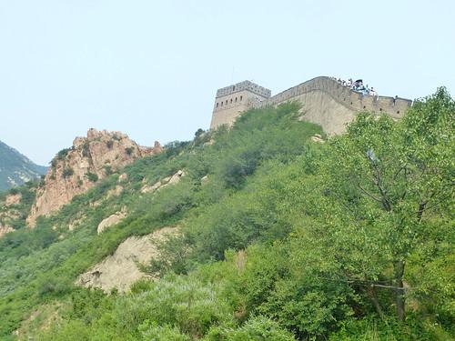 Beijing-Grande Muraille-Téléphérique (5)1