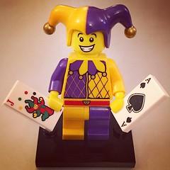 Jester #legostagram #instalego #minifigures #minifig