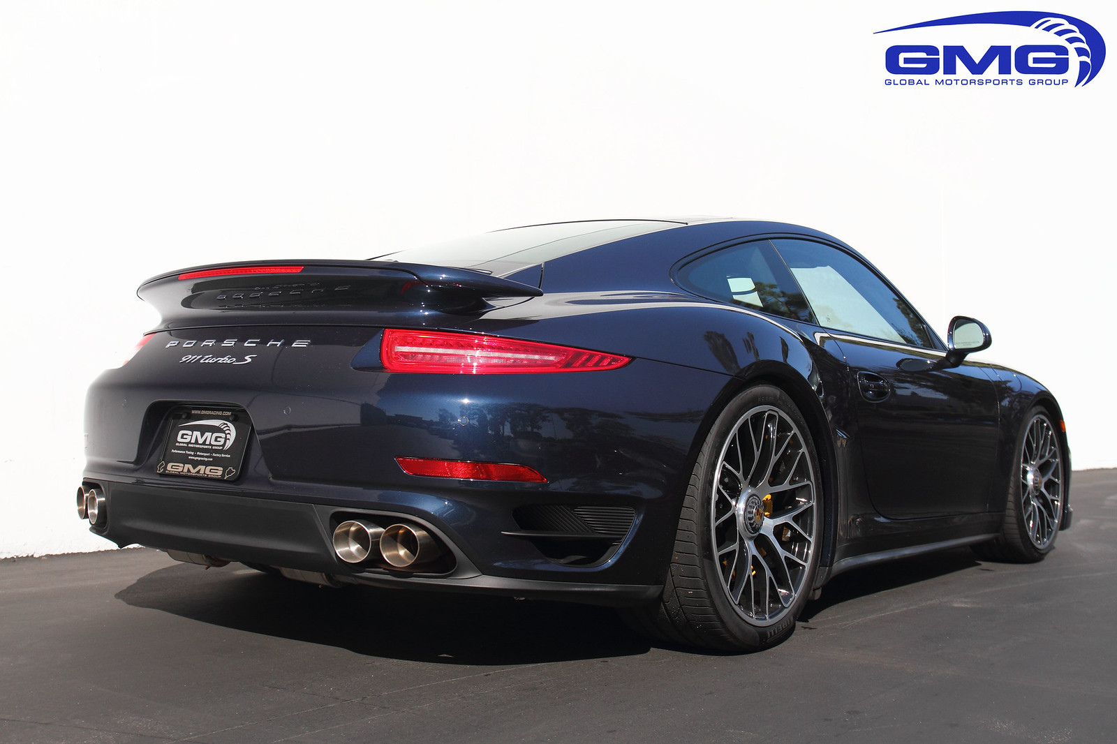 Video Clip Of Porsche 991 Turbo S With Gmg Exhaust Headers Amp Giac Stage 2 Software