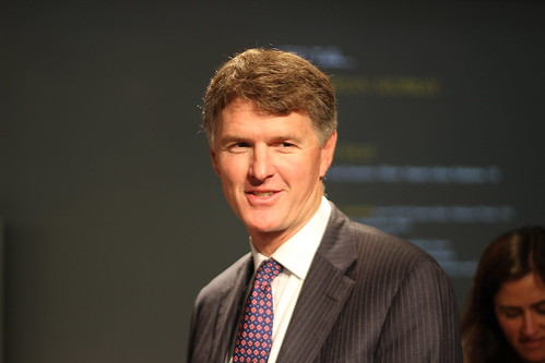 Brian Murray, HarperCollins CEO