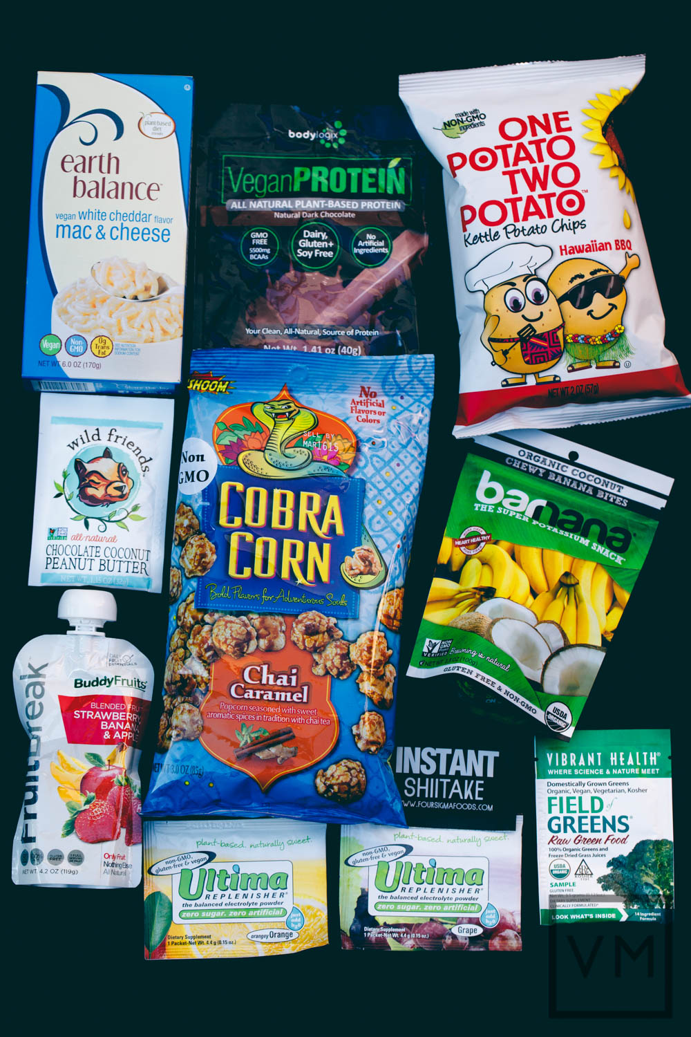 Vegan Cuts Snack Box September 2014