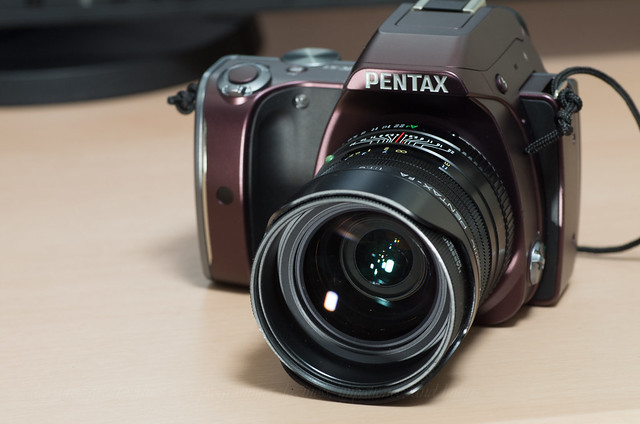 K-S1 with various lens