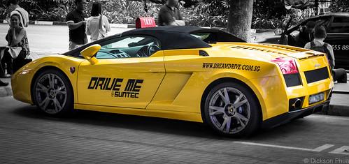 Drive Me@Suntec