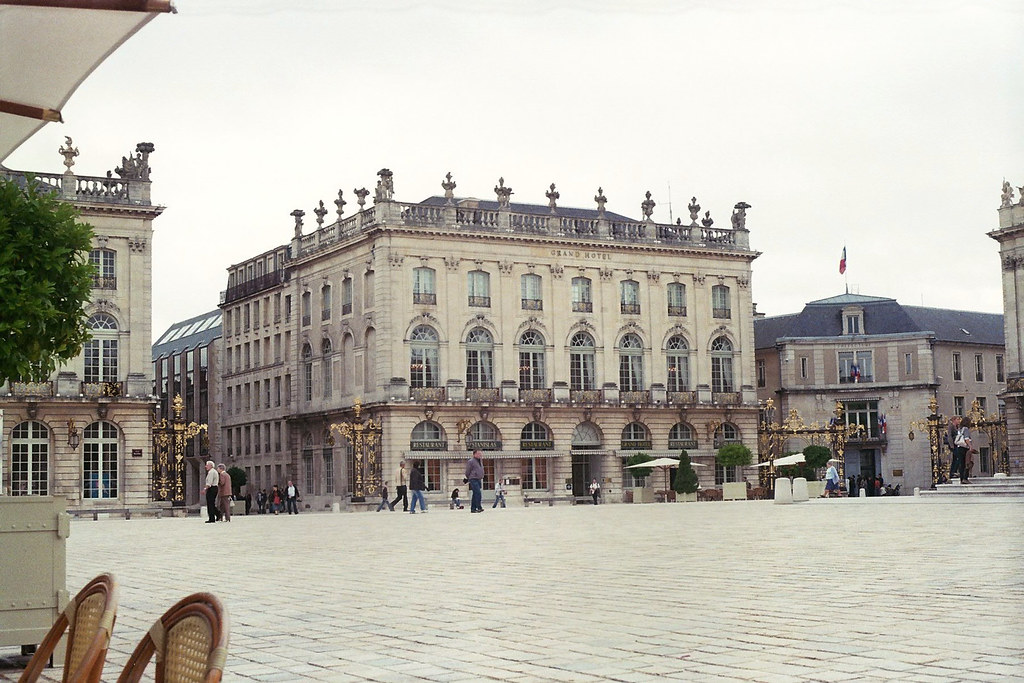 Nancy - Place Stanislas-2