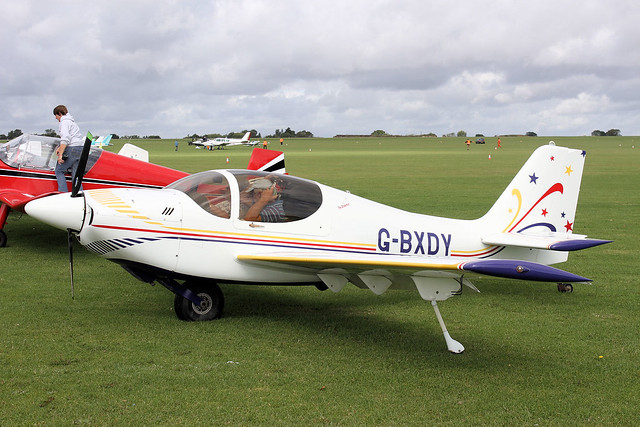 G-BXDY