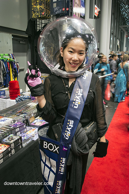 NY Comic Con 2014 Space Cadet Costume