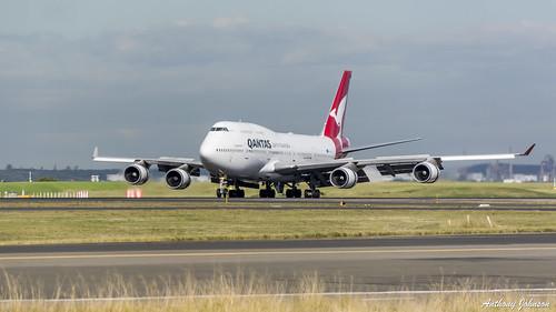 B744 - Boeing 747-48E