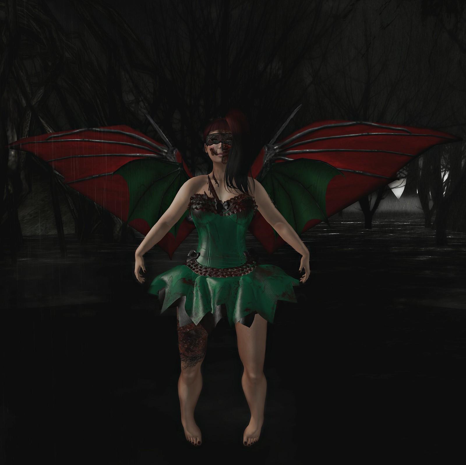 Swamp Fairy! Tinkerbell's Demise: