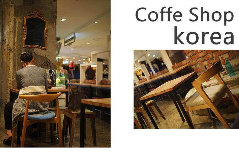 明洞百貨咖啡店 (1)