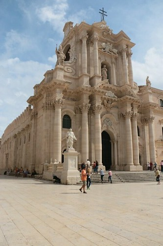 Ortigia: il Duomo