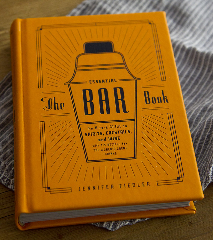 the essential bar book by jennifer fiedler