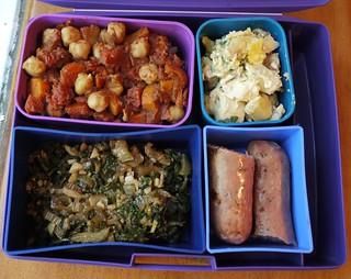 September 22 Lunch