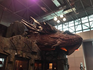 New York Comic Con 2014: WETA Booth