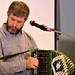 2014-10-11. Поет поэт Александр Бормотов (Ревда). A poet Alexander Bormotov is singing.