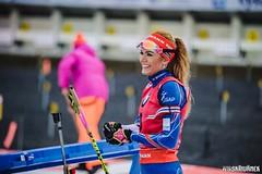 Gabriela Koukalová je mistryní světa v biatlonu!
