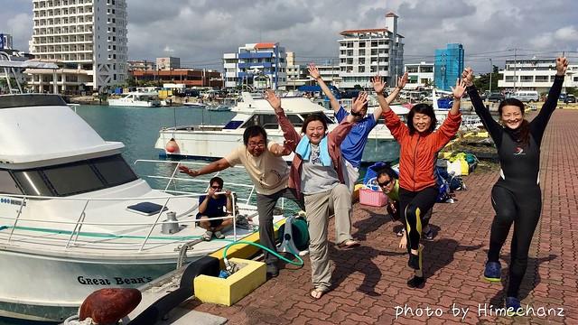 本日の集合写真♪ 2017/03/18