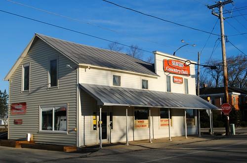 Shavers General Store, Spring Prairie Wisconsin