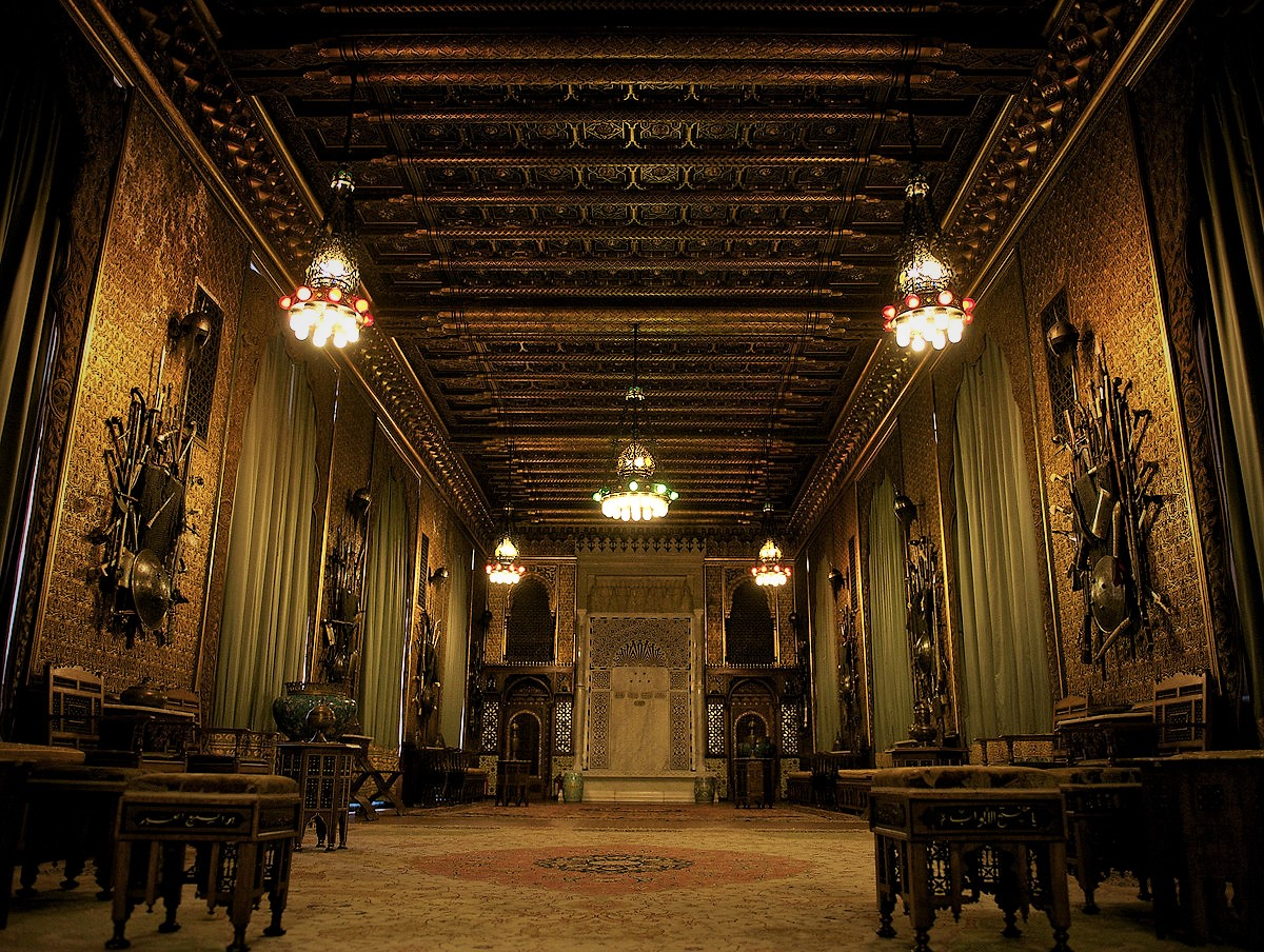 Peleş Castle interior. Credit Diana Popescu