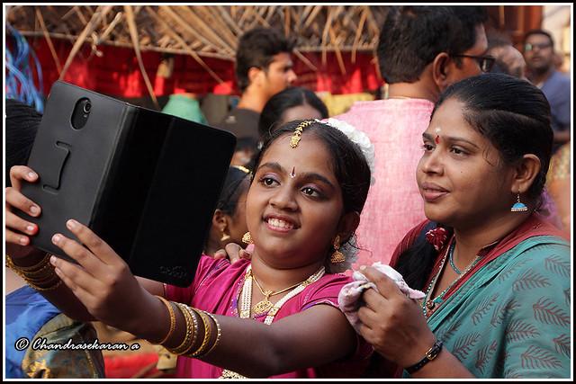 6806 - Mylai Kapaleeswarar Temple Panguni Uthiram Car Festival series 03