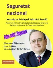 Cartell M.Sellarés V4