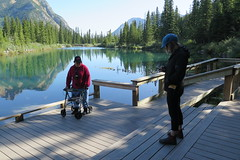 Accessible Fishing Dock
