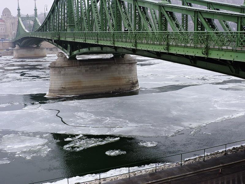 Liberty Bridge (Szabadság híd), Budapest