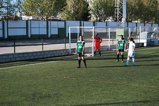 Extremadura vs Escuela Peña el Valle