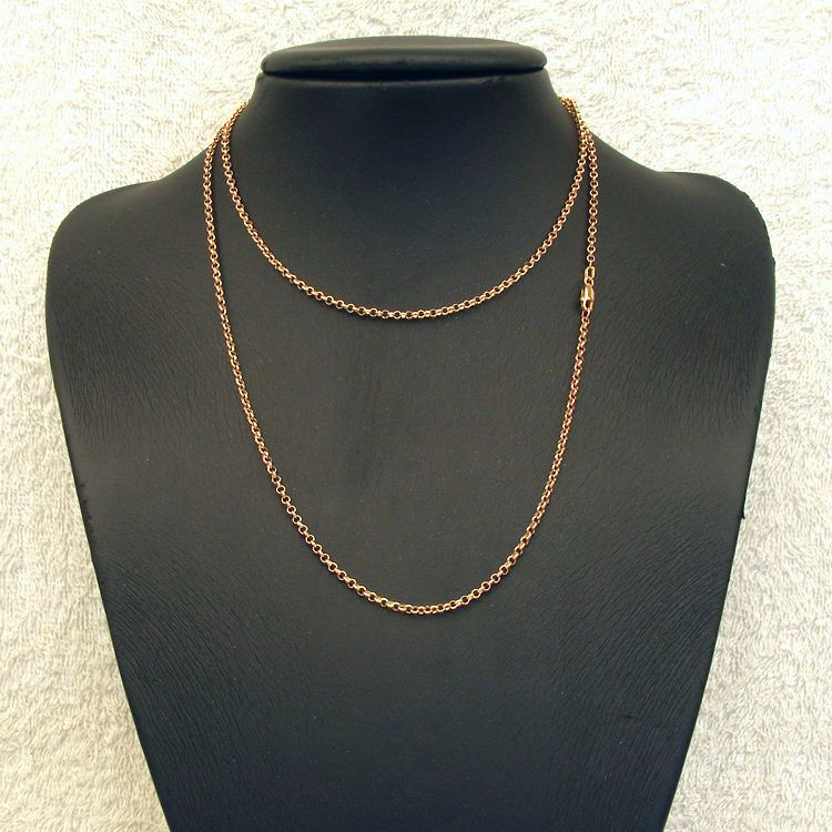 Solid Gold Necklaces For Sale - Fraser Ross - Chain Me Up