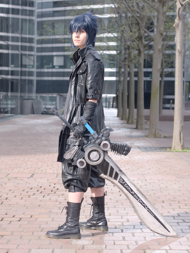 related image - Shooting Final Fantasy XV - La Défense -2017-04-01- P2030028