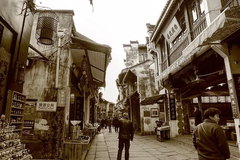 【安徽】黃山老街國際青年旅社- 方便又舒適的住宿