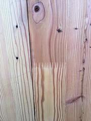 Cross-laminated timber close-up
