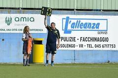 ASD Fimauto Valpolicella vs CF Südtirol Damen 09.04.17