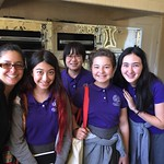 Field Trip at Greystone Mansion with New Heights