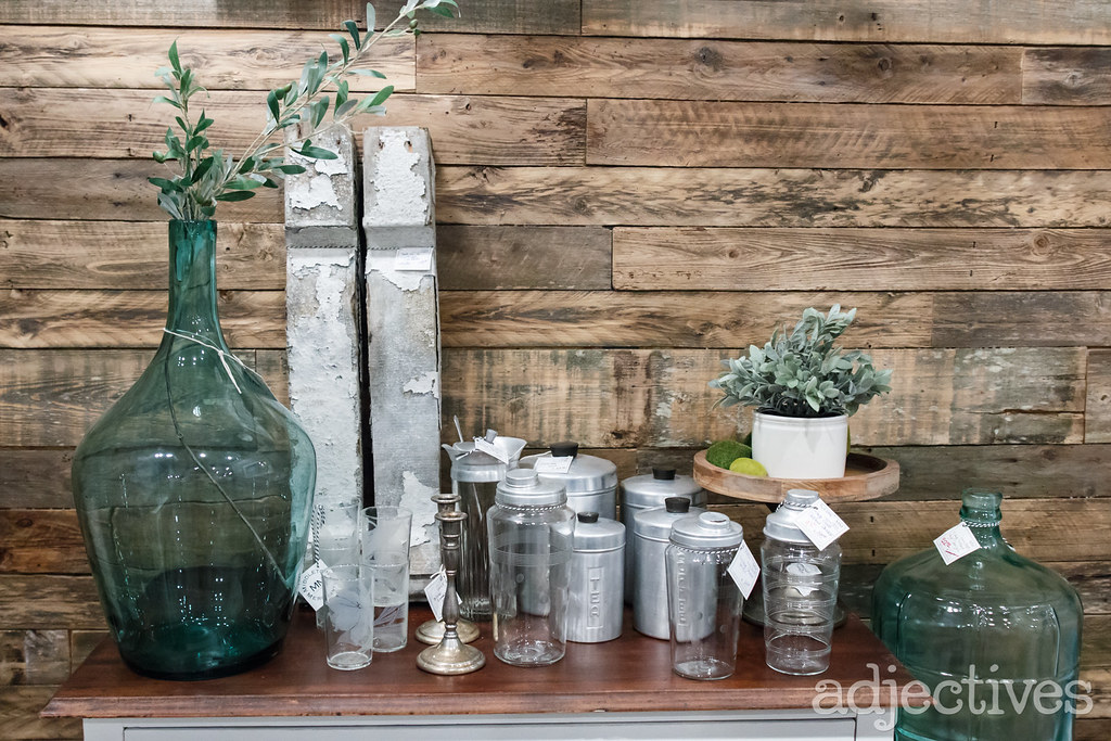 Adjectives Featured Finds in Winter Garden  by Middleton Mercantile