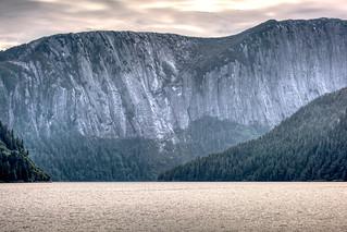 Alaskan Mountain Ledge