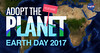 NASA Celebrates Earth Day by Letting Us All #AdoptThePlanet