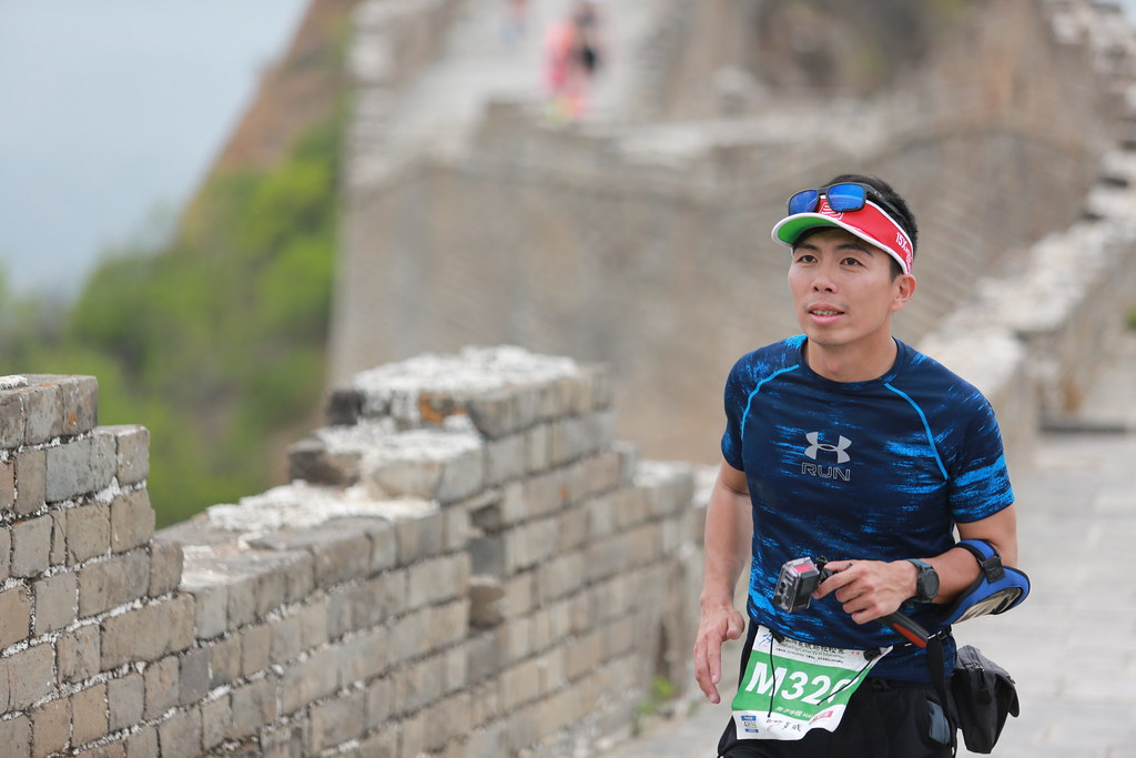 北京金山嶺長城馬拉松-攝影師照片-6