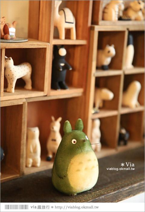 【台中夜景餐廳推薦】台中龍貓夜景~MITAKA 3e Cafe◎大推薦的台中約會地點♥ 38