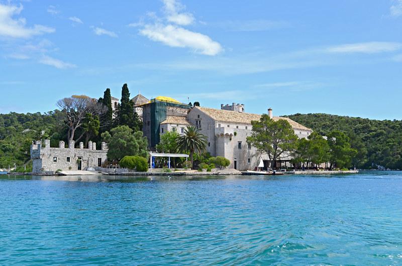 SV Marija, Veliko Jezero, Mljet, Croatia