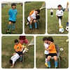 The soccer guys! I love being their Soccer Mom!!!