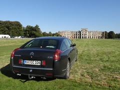 80 Jahre Citroen Traction Avant 2014 La Ferte-Vidame 602 Citroen C6