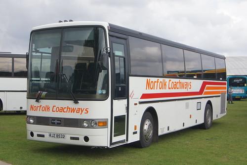Norfolk Coachways WJZ 8532 (c) David Bell