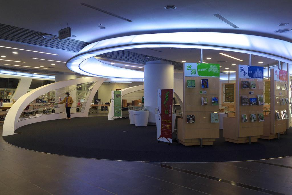 認識清大新圖書館-學習資源中心(旺宏館)