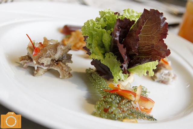 Sabroso Filipino Gourmet Appetizer