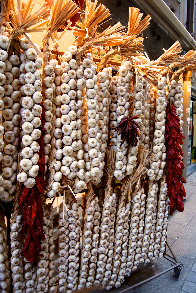 Spanish Garlic