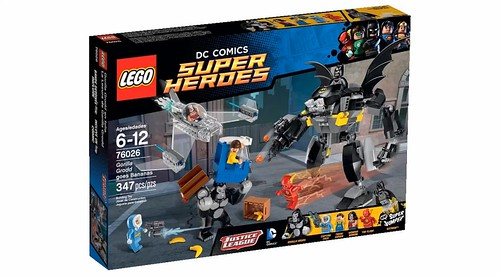 LEGO DC Super Heroes 76026 Box