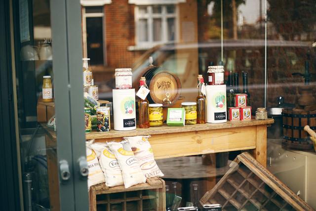 Dulwich Shops