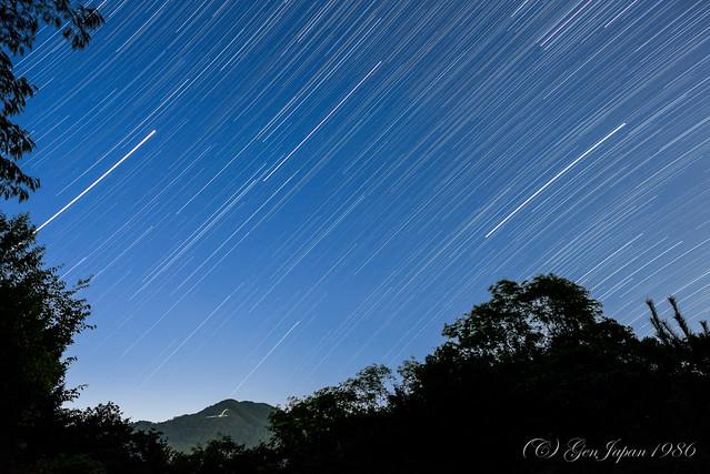 吉田山からの夜景